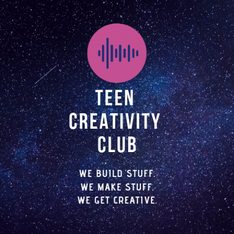 Teen Creativity Club badge