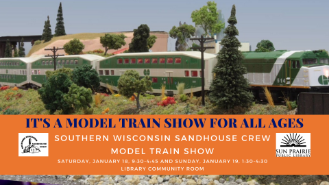 train show poster